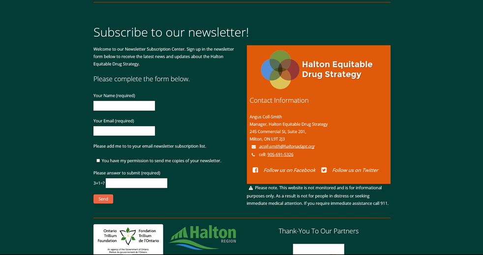 heds newsletter